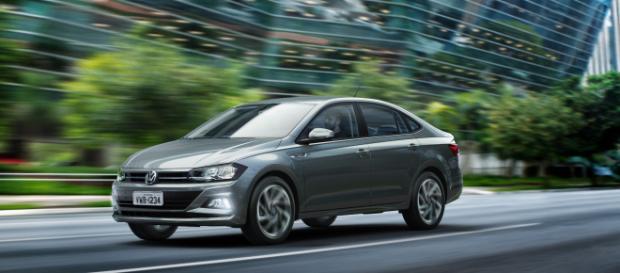 Virtus, da Volkswagen: sob medida para subserviência de um povo desprovido de caráter e amor próprio.