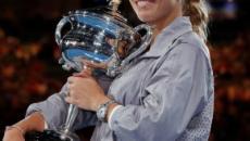 Caroline Wozniacki brillante campeona del Abierto de Australia