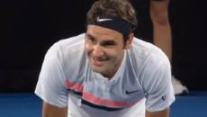 Roger Federer reigns supreme in Melbourne