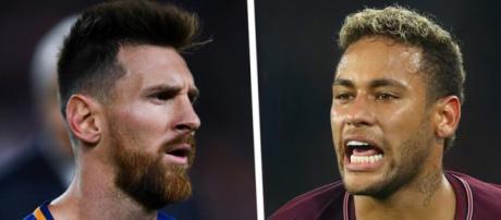 Mercato : Neymar dit à Messi où il jouera l'an prochain !