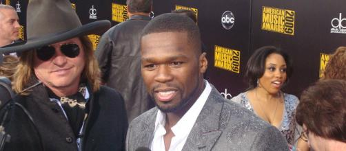 50 Cent forgot about his huge Bitcoin investment. [Image Credit: Keith Hinkle / Wikimedia Commons]
