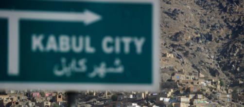 Atentado terrorista en Kabul, Afganistán.