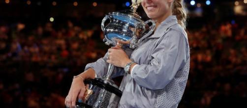 Caroline Wozniacki se convirtió en la reina de Australia Foto:Clarín