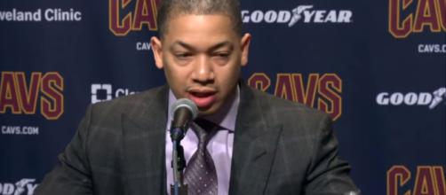Cavs player leaves team with no timetable set for return [YouTube screencap / Basketball Spotlight]