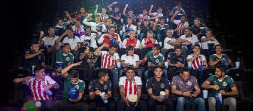 Chivas foto oficial Clausura 2018
