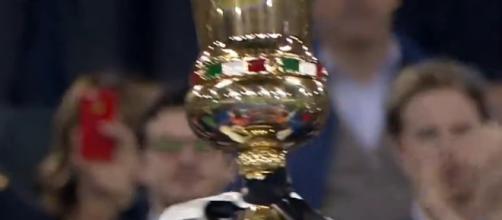 Coppa Italia, semifinale Milan-Lazio