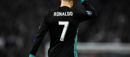 Cristiano tras los dos goles de hoy