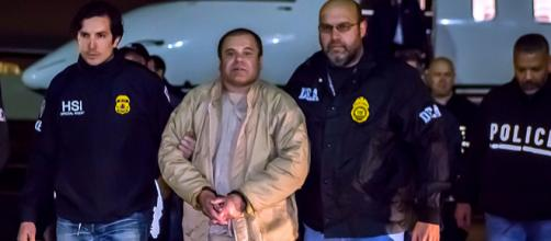 """El Chapo"" is currently sitting in solitary confinement in New York. Photo By: Public Domain 