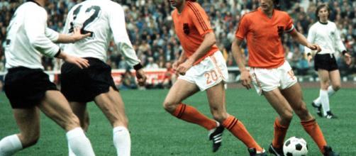 Final de la Copa del Mundo 1974, Alemania vs Holanda