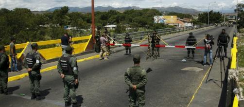 Gobernador colombiano se queja de cierre de fronteras dispuesto ... - sputniknews.com