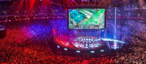 La LCS est un évènement majeur de la scène E-sport (via - lolesport.com)