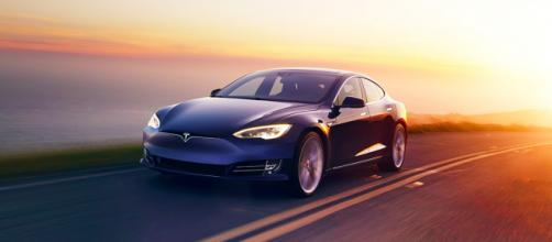 La Tesla Model S, la berlina della casa di Palo Alto