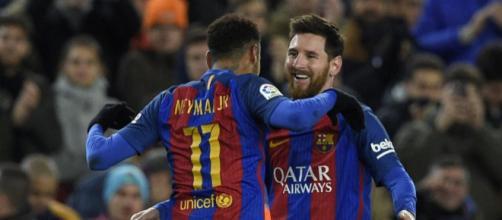 Lionel Messi évoque sur le départ de Neymar