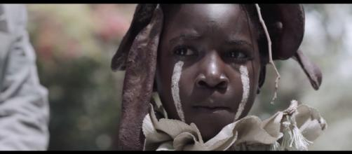 Maggie Mulubwa starring in 'I Am Not A Witch' from Film 4/YouTube
