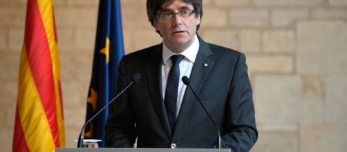 plan secreto de gobierno que Carles Puigdemont tenía para la ... - clarin.com