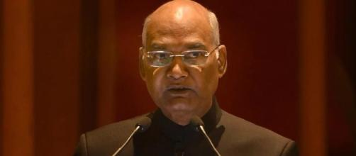 President asks rich to give up for have-nots -(Image Credit: AAj Tak/Youtube screencap)