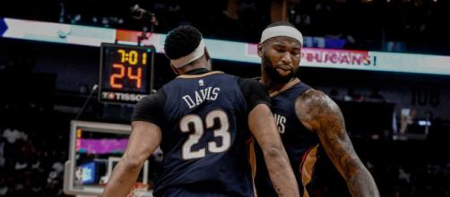 The future for DeMarcus Cousins and Anthony Davis is now and maybe ... - sbnation.com