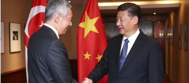 China ready to improve ties with Singapore, Xi Jinping tells Lee ... - scmp.com