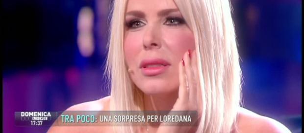 Domenica Live: Loredana Lecciso accetta l'invito di Barbara D'Urso
