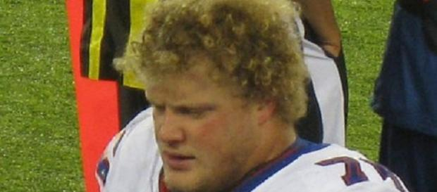 Eric Wood's neck injury forces him to retire early (Photo Credit: J Van Meter/Wikimedia Commons)