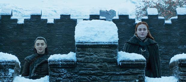 Juego de Tronos: ¡Filmaciones nocturnas en Winterfell!