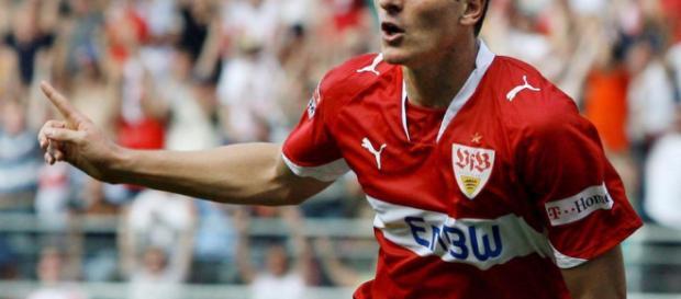 Mario Gómez regresa a su primer equipo, el Stuttgart
