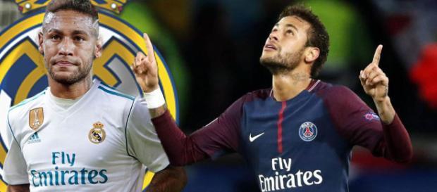 Neymar directo al Real Madrid este verano.