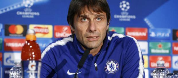 ''No veo la diferencia entre mí y otros entrenadores aquí'' dijo Conte