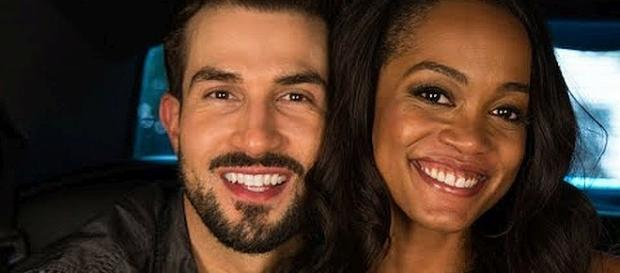Rachel Lindsay and Bryan Abasolo will marry this year [Image: The Bachelor Insider/YouTube screenshot]