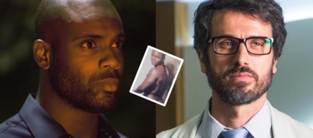 Rafael Zulu está fazendo novela das nove e comemora assédio do público gay. (Foto Reprodução).