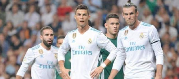Real Madrid está passando um momento complicado