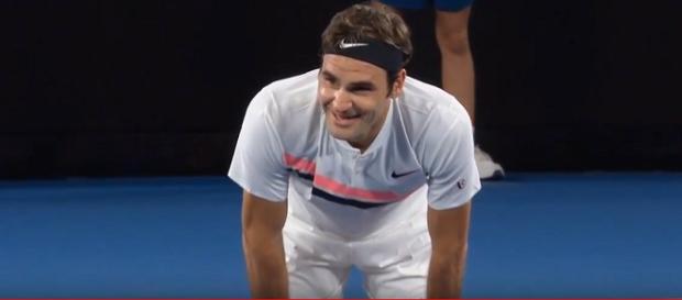 9bf9db27 Roger Federer won the 2018 Australian Open/ Photo: screenshot via Eurosport  channel on YouTube