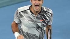 Open d'Australie : Roger Federer remporte un 20e titre du Grand Chelem.