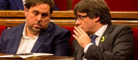 Junts per Catalunya y ERC negocian puntos comunes en sus programas ... - rtve.es