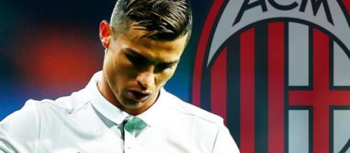 AC Milán por el portugués CR7.
