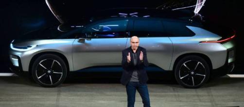 CES 2017: FF 91 de Faraday: el coche eléctrico que quiere competir ... - elpais.com