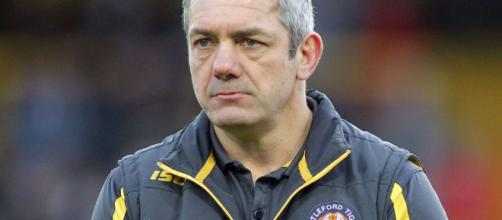 Daryl Powell has a very poor finals' record. Image Source - thesun.co.uk