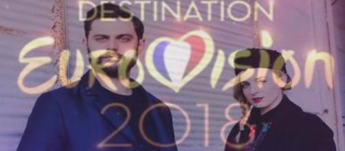 Destination Eurovision 2018 : Le groupe Madame Monsieur remporte la victoire !