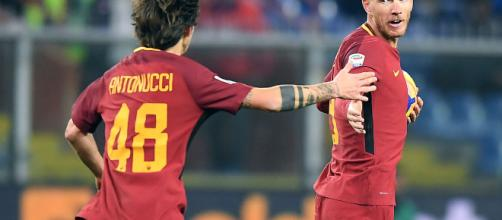 Džeko riprende la Sampdoria nel recupero, la Roma pareggia 1-1 - spaziocalcio.it