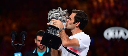 Federer consiguió su vigésimo Grand Slam. AusOpen.com.