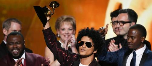 Grammy Awards : Bruno Mars, Ed Sheeran... Toutes les principales ... - rtl.fr