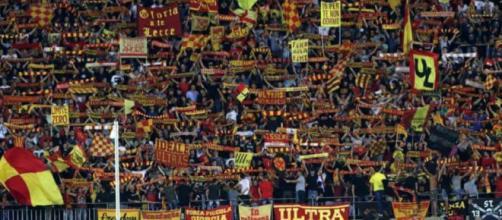 Il Lecce è attualmente primo in classifica.