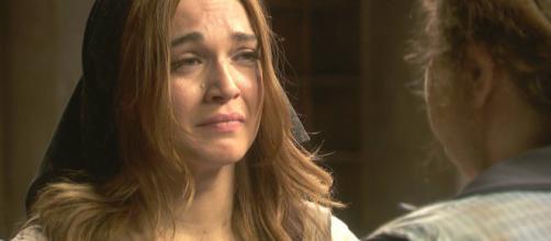 Il Segreto anticipazioni: Julieta indaga sulla morte della figlia