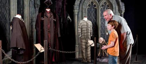 Le magie di Harry Potter alla Fabbrica del Vapore.