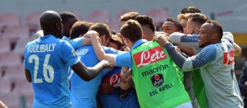 Napoli Manchester United su Ghoulam - ilnapolista.it