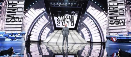 Sanremo 2018 | La scenografia della 68° kermesse musicale - unduetre.com