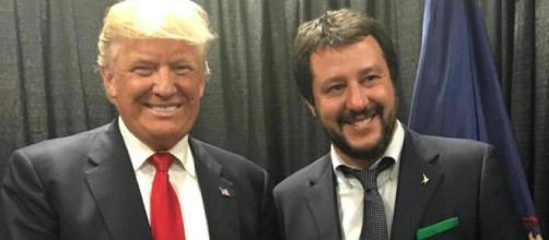 Si scrive Donald Trump si legge Matteo Salvini - termometropolitico.it