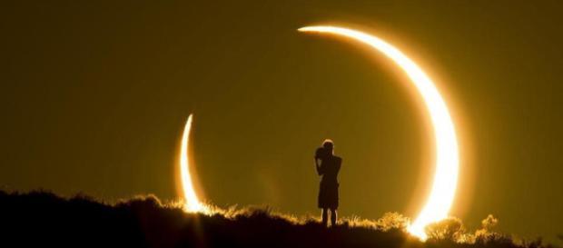 31 gennaio 2018 sarà un'eclissi lunare con Superluna