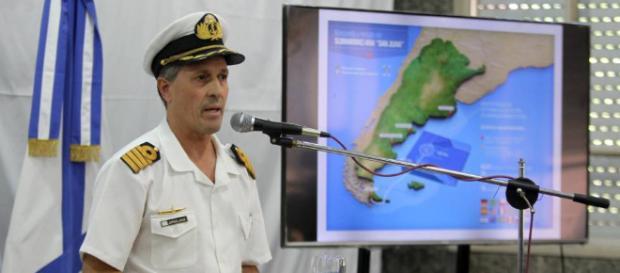Así es la búsqueda del submarino argentino perdido hace 23 días ... - elpais.com