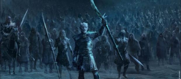 Games of Thrones y sus Caminantes Blancos